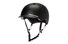 ProTec Riot Street Helm satin black